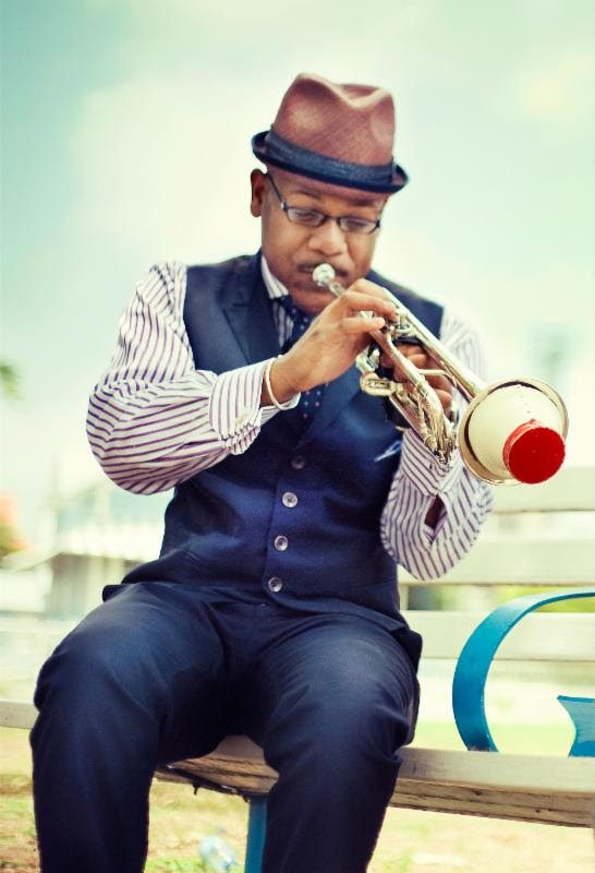 Etienne Charles, trumpet
