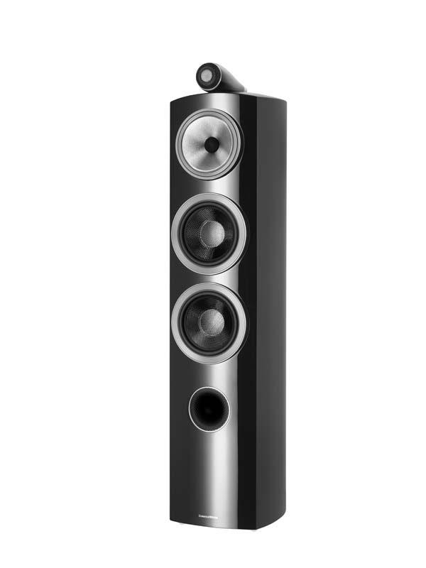 B&W 804 D3 tower speaker