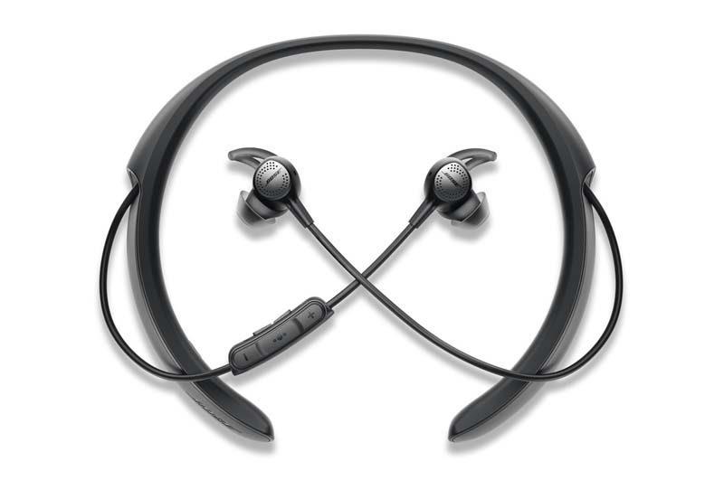 Bose QuietControl 30 noise-cancelling headphones