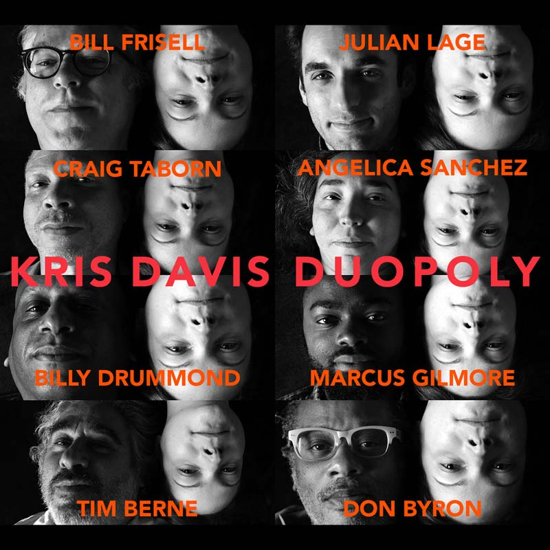 Kris Davis: Duopoly