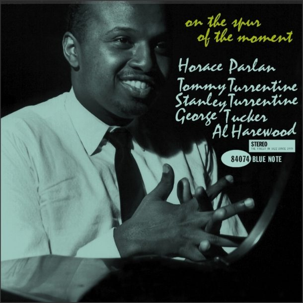 "Horace Parlan - ""On the Spur of the Moment"" album cover"
