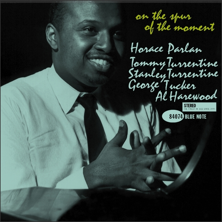 "Horace Parlan - ""On the Spur of the Moment"""