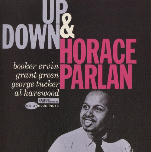 "Horace Parlan - ""Up and Down"""
