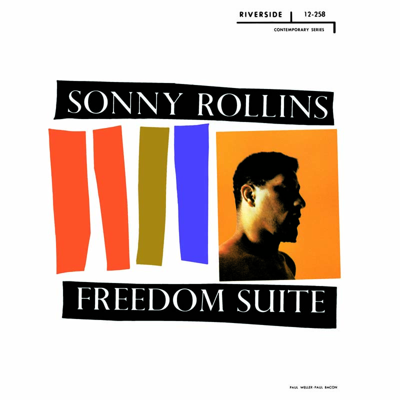 Sonny Rollins: Freedom Suite album cover