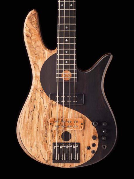 Fodera Victor Wooten Yin Yang Deluxe Series III Bass