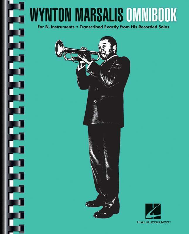 Wynton Marsalis Omnibook by Hal Leonard