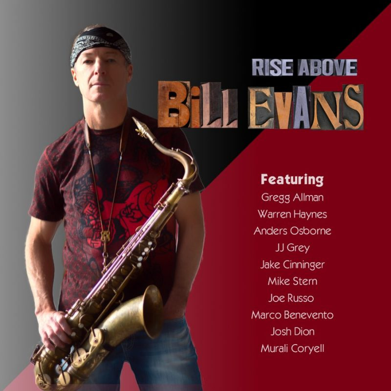 Bill Evans: Rise Above