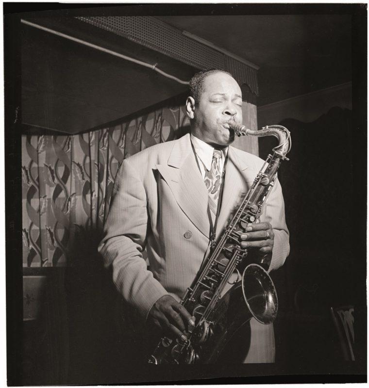 Coleman Hawkins in 1947