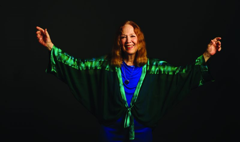 Connie Crothers (photo by Michael Weintrob)