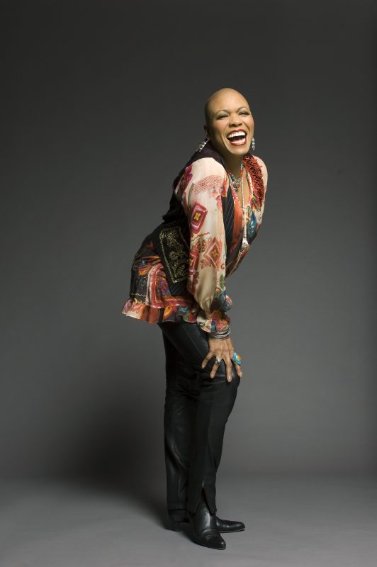 Dee Dee Bridgewater (photo by Mark Higashino)