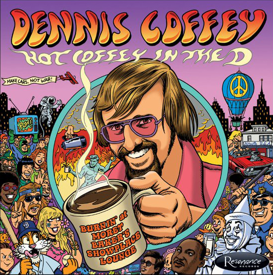 Dennis Coffey: Hot Coffey in the D