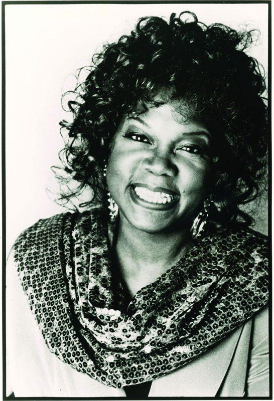 Ernestine Anderson (photo by Kip Lott/Reprise Records)
