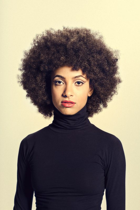 Best Electric Bassist: Esperanza Spalding (photo by Holly Andres)