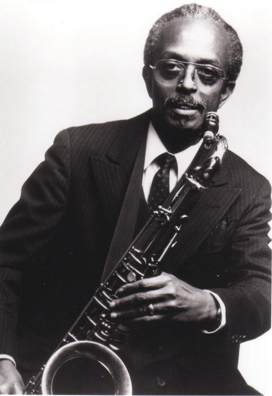 Jimmy Heath (photo courtesy of Monterey Jazz Festival)