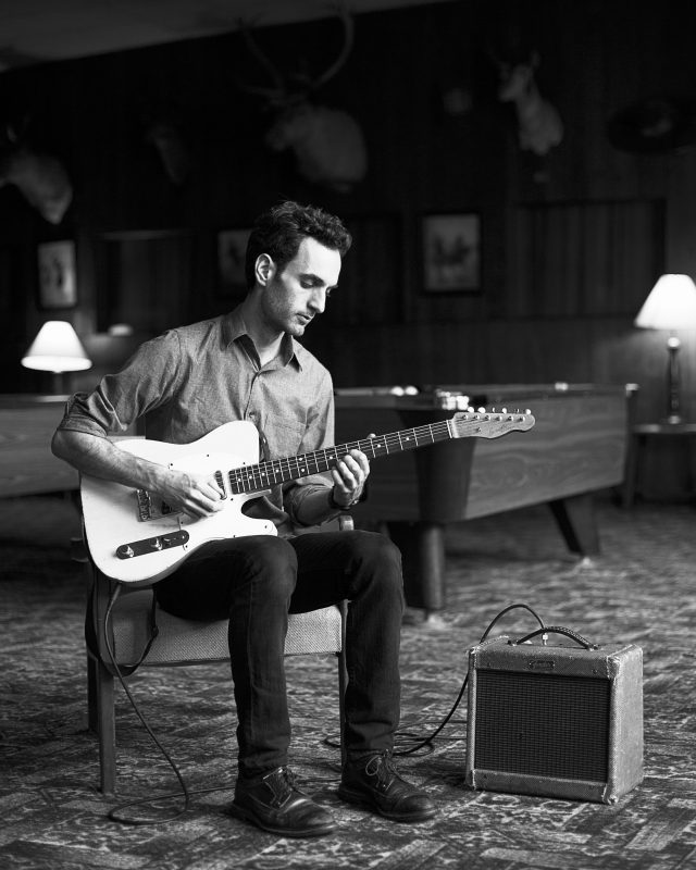 Best Guitarist: Julian Lage (photo by Justin Camerer)