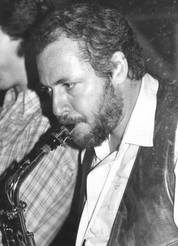 Pete Yellin (photo courtesy of the artist)
