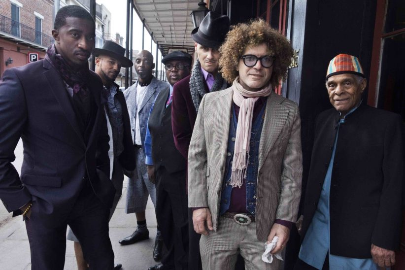 Preservation Hall Jazz Band (photo by Danny Clinch)