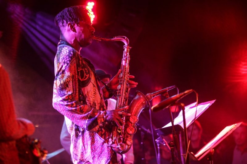 Shabaka Hutchings (photo by Jati Lindsay)