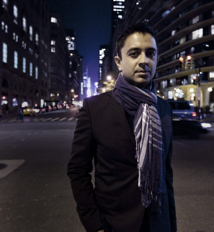 Vijay Iyer (photo by Jimmy Katz)