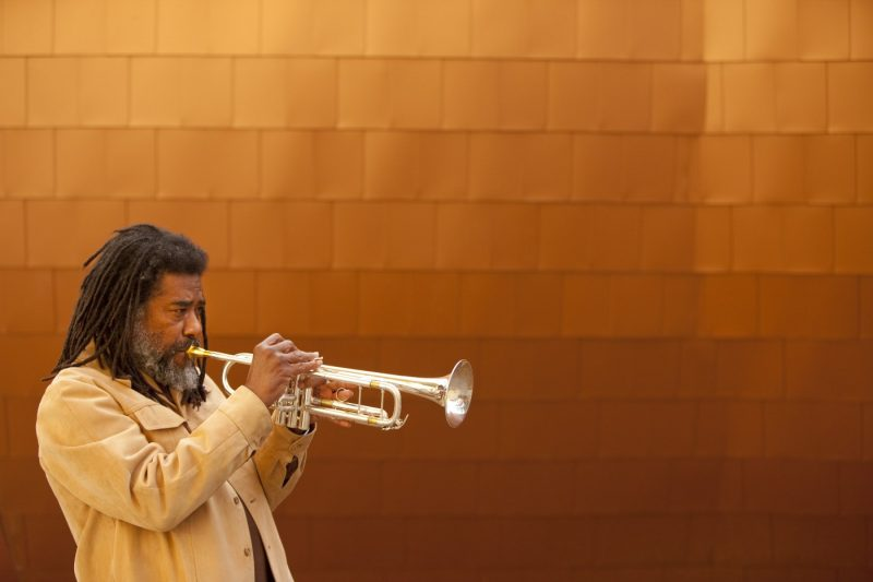 Artist of the Year, Best Composer: Wadada Leo Smith (photo by Scott Groller/courtesy of Cuneiform Records)