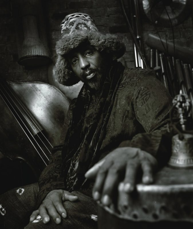 William Parker (photo by Jimmy Katz)