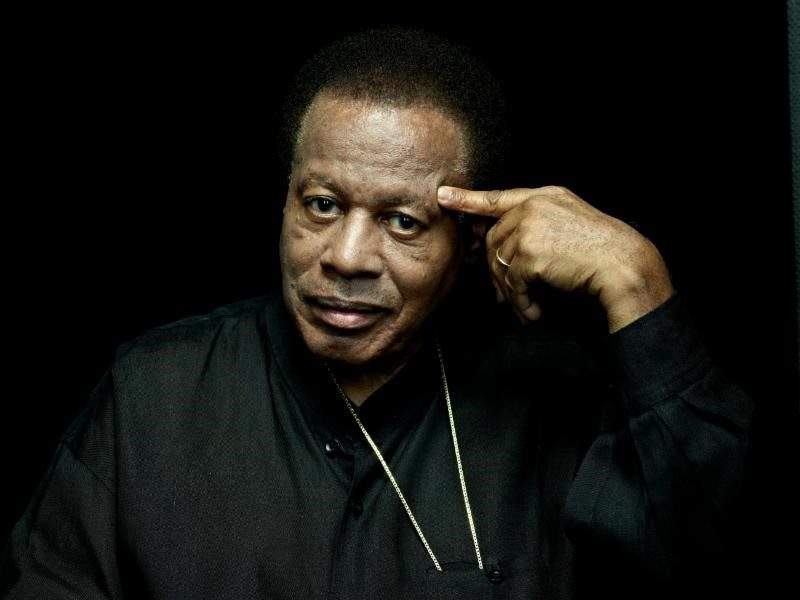 Wayne Shorter (photo by Robert Ascroft)