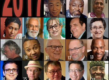 Jazz Journalists Association Selects 2017 Jazz Heroes