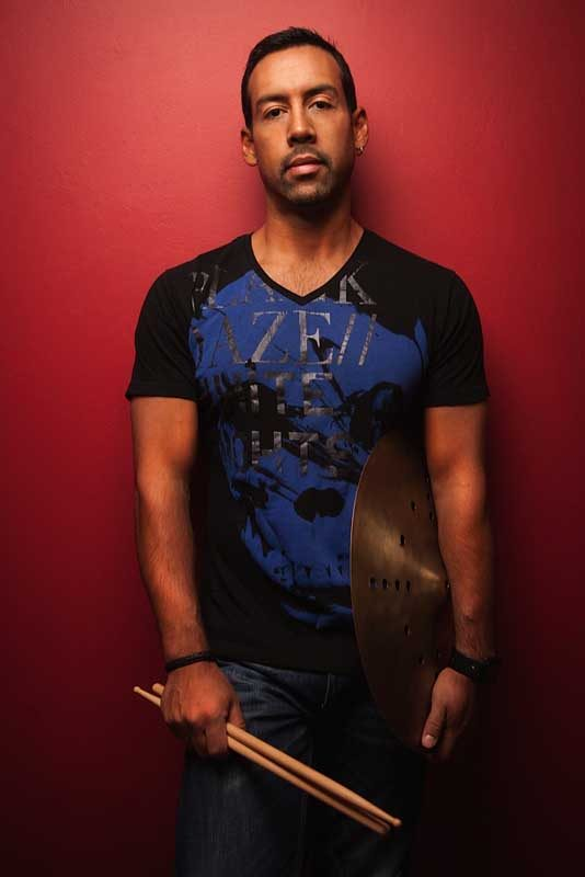 Antonio Sanchez (photo courtesy of the artist)