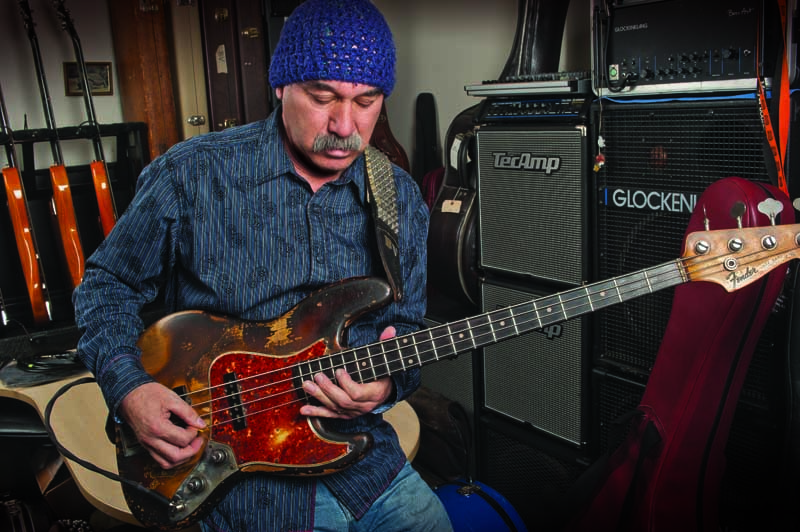 Bobby Vega (photo by Paul Haggard)