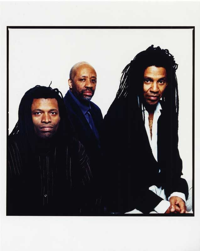 Harriet Tubman: Melvin Gibbs, J.T. Lewis, Brandon Ross (from left) (photo by Michael Halsband)