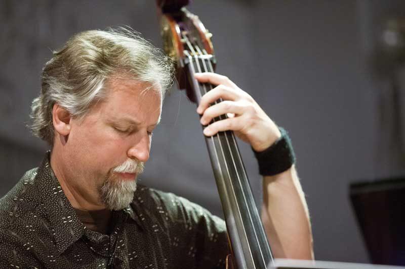 John Lindberg (photo by Alan Nahigian)