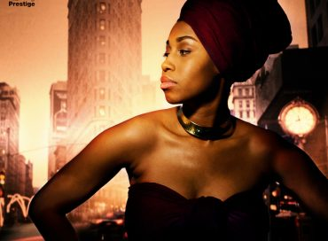 """JT Track Premiere: Jazzmeia Horn's """"Lift Every Voice and Sing/Moanin'"""""""