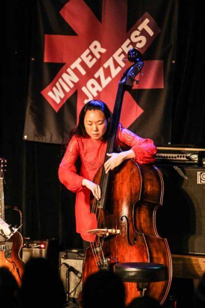 Linda Oh (photo by Jati Lindsay)