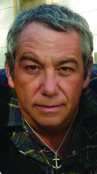Mike Watt (photo courtesy of the artist)