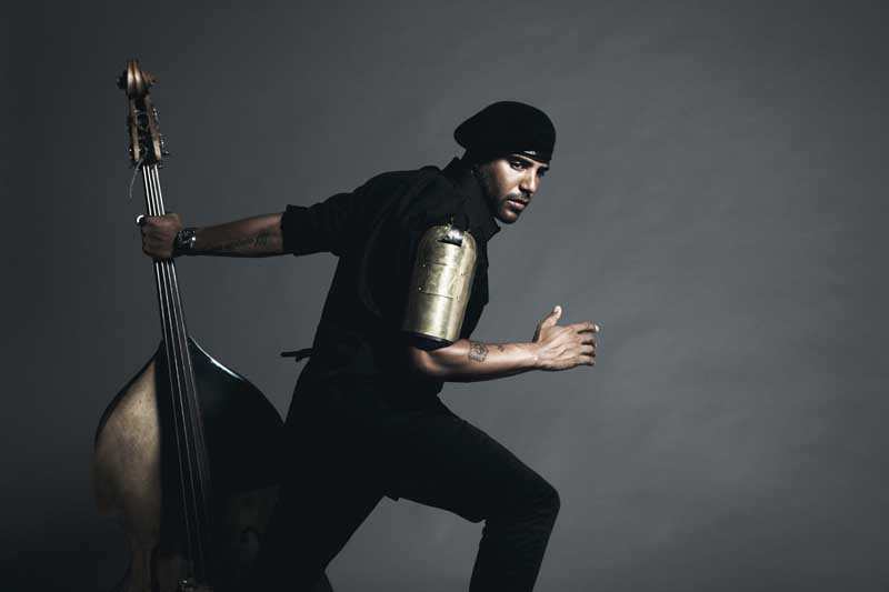 Miles Mosley (photo by Aaron Woolf Haxton)
