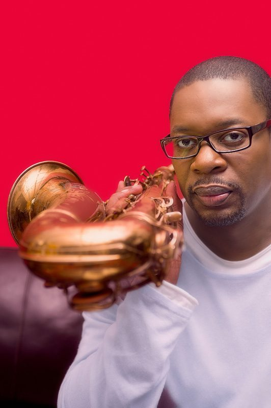Ravi Coltrane (photo courtesy of the artist)