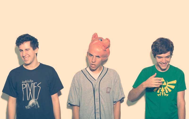 BBNG original trio (photo courtesy of the artist)