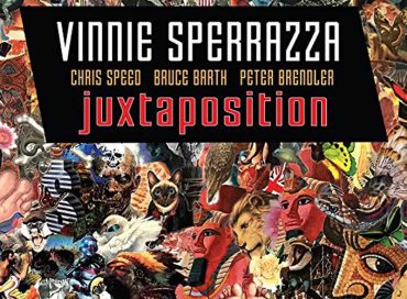 Vinnie Sperrazza: Juxtaposition (Posi-Tone)
