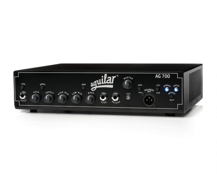 Aguilar AG 700 Bass Amp Head