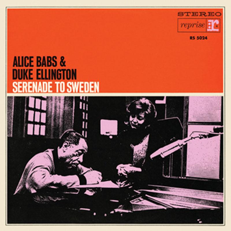 """Alice Babs & Duke Ellington: """"Serenade to Sweden"""" (Real Gone)"""