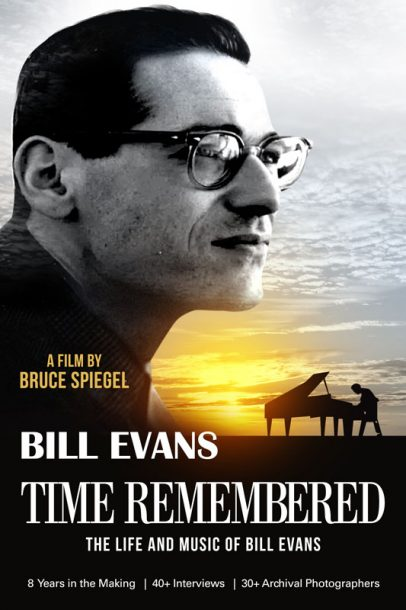 """Bill Evans: Time Remembered"""