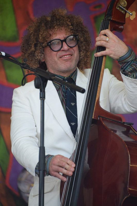 Ben Jaffe of Preservation Hall Jazz Band