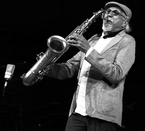 Charles Lloyd (photo by D. Darr)