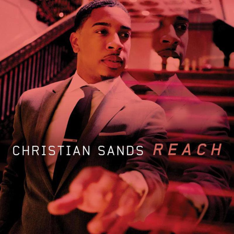 "Christian Sands: ""Reach"""