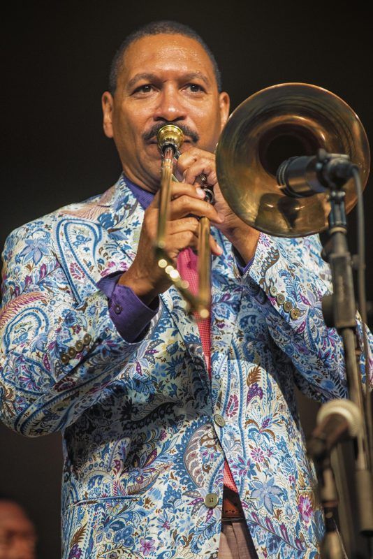 Delfeayo Marsalis (photo by Mark Robbins)