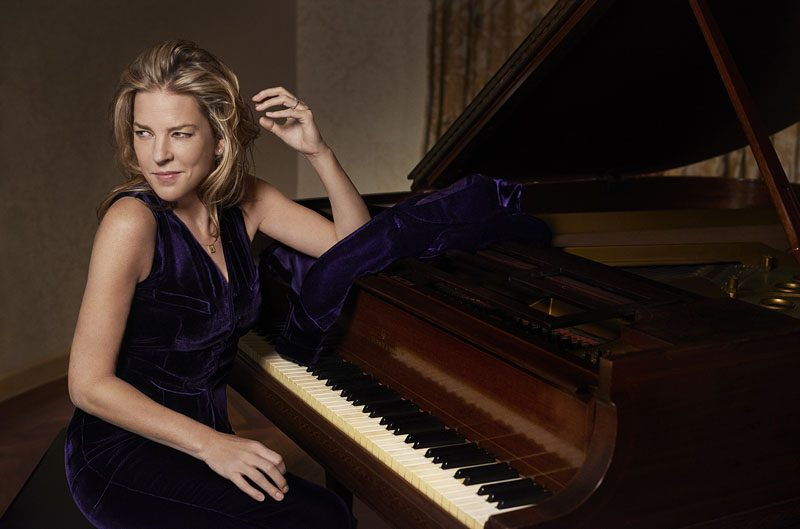 Diana Krall (photo by Mary McCartney)