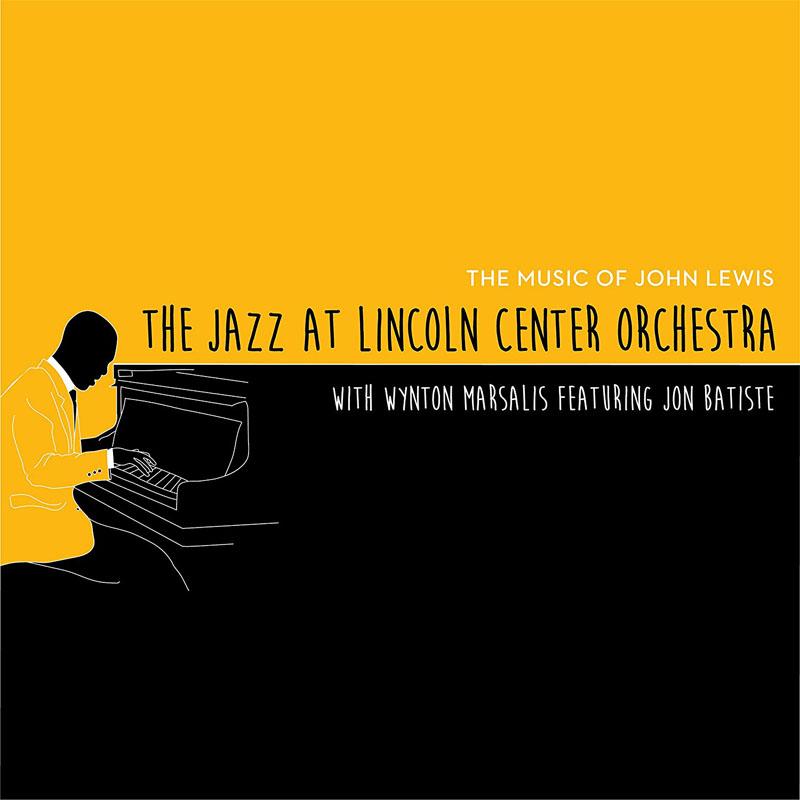 "JALC Orchestra w/Wynton Marsalis feat. Jon Batiste: ""The Music of John Lewis"""