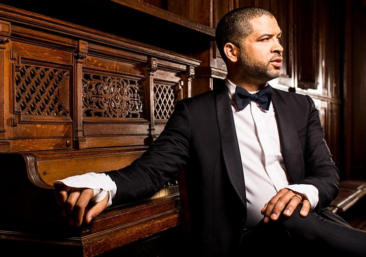 Kennedy Center Artistic Director for Jazz Jason Moran