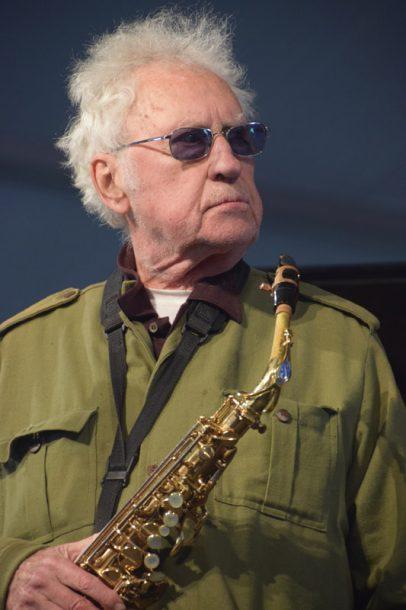 Lee Konitz (photo by Joel A. Siegel)
