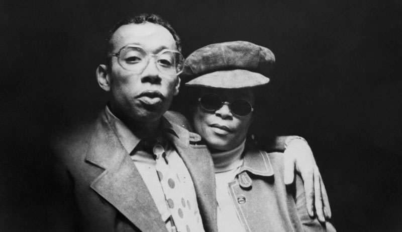 Doomed lovers: Lee and Helen Morgan (a.k.a Helen More) in 1970 (photo by Kasper Collin Produktion AB/courtesy of the Afro-America Newspaper Archives and Research Center)